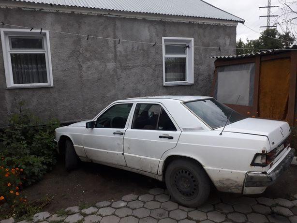 Продаю мерс 190 2л. 1992г