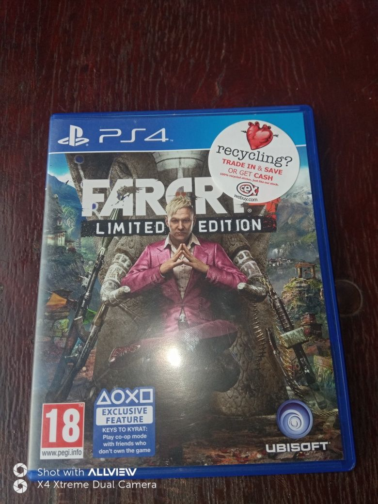 Far Cry Limited Edition nou