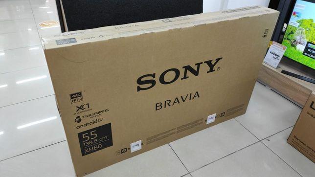 Продам новый телевизор SONY Bravia 4K на ANDROID.