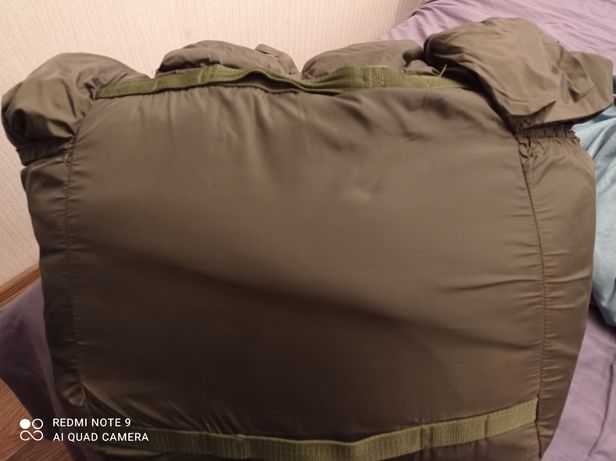 Новый  спальный мешок