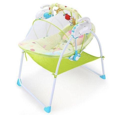 Электронные качели-шезлонг,Baby Cradle,кресло качалька,люлька