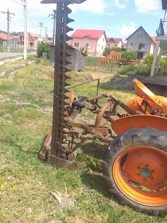 Cositoare pt tractor ,cardan cu ambreiaj
