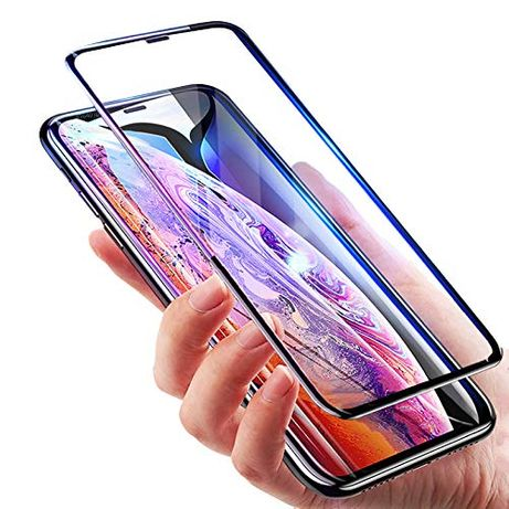 Закален удароустойчив 6D стъклен протектор за Xiaomi Huawei Samsung