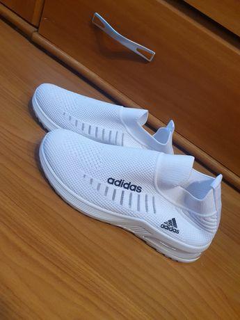 Adidas alb nr 37 si 39