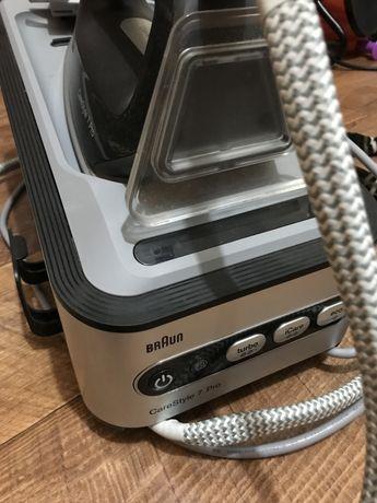 Продам парогенератор Braun Carestyle 7 Pro
