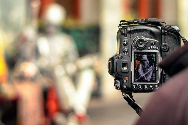 Фотограф, видео оператор