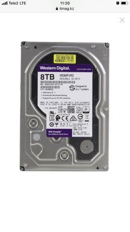 Продам жесткие диски WD 8 Tb и 6 Tb