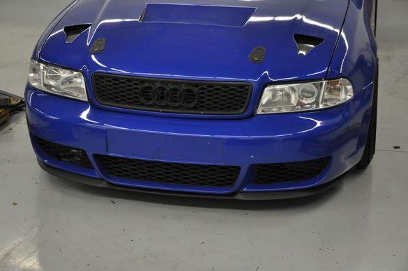 Лип спойлери и Добавки за прагове за Audi, VW, Seat, Skoda (НОВИ)