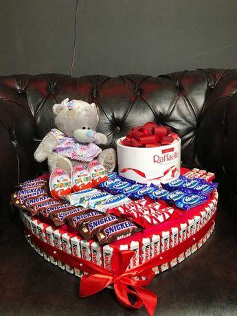 Подарки в карантин! Креативные и вкусные подарки за час! доставка!