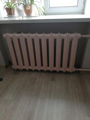 Радиатор чугунный б/у