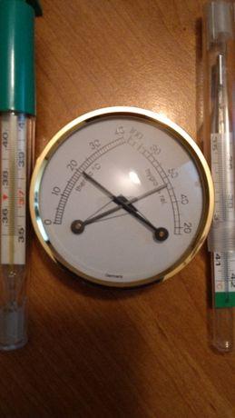 vand/schimb termohigrometru analogic+2termometre