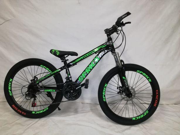 Новые Подростковый Скоростной велосипед Sprick.Есть Kaspi RED