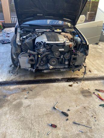 Audi A4 b7 quattro 3.0L, dezmembrez , cutie , injectoare , etc