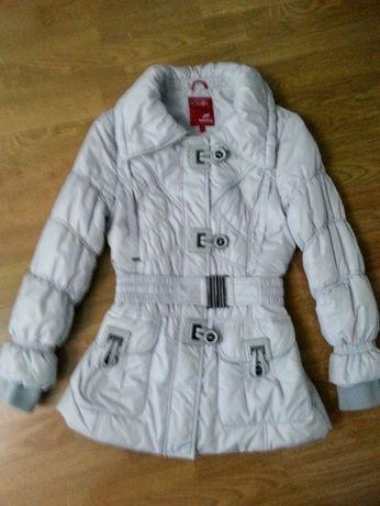 Стильная куртка для девочки подростка