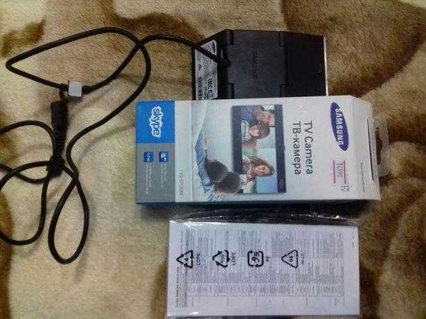 Продам видеокамеру на тел., SAMSUHG на плазменый смарт.