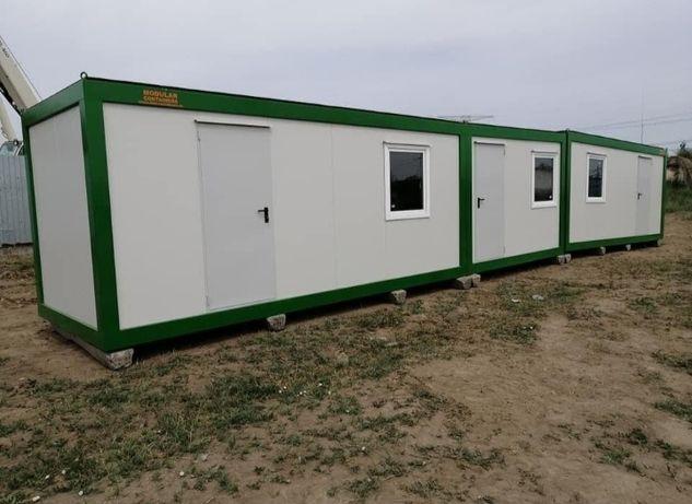 Container birou magazine depozit santier chioșc vestiar cabina de paza