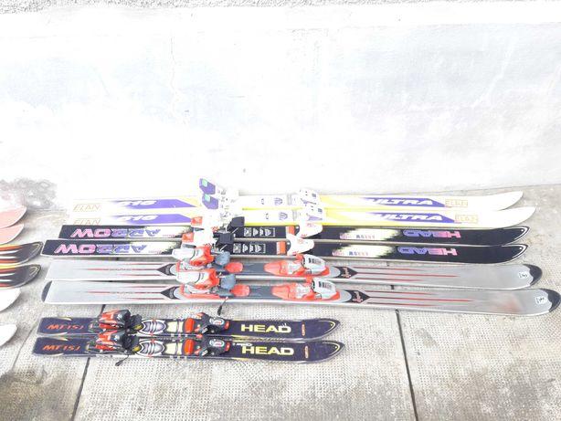 Skiuri diferite marimi