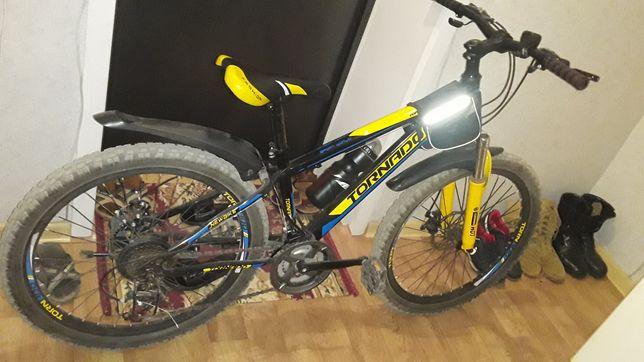 Велосипед  подростковый в отличном состоянии