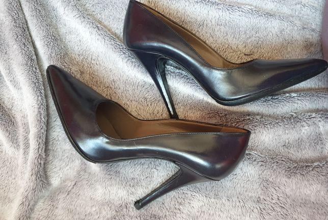 Pantofi noi piele Rovati Franco, Italia, nr 36