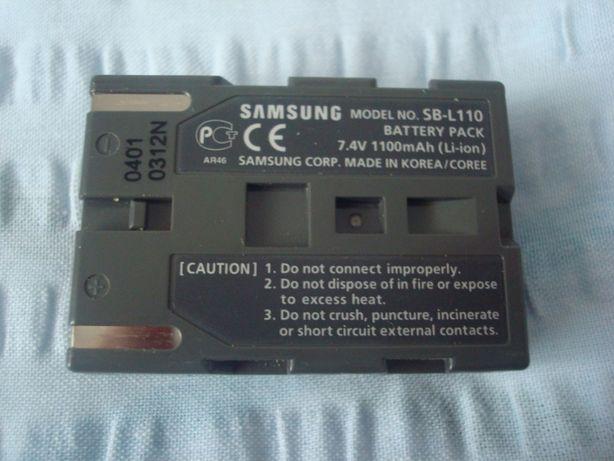 Acumulator baterie camera video Samsung SP-L110 7.4V si 1100mA