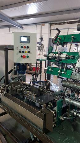Masina automata de impletit plasa de gard