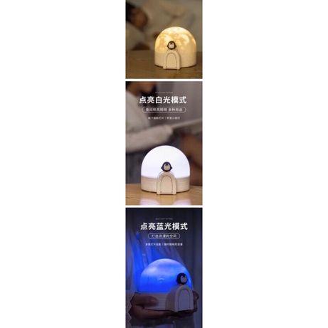 Ночник-проектор-музыкальная шкатулка