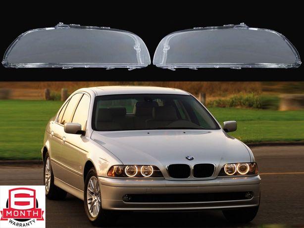 Sticla far BMW 5 E39 Facelift (2000-2003) Capac Geamuri