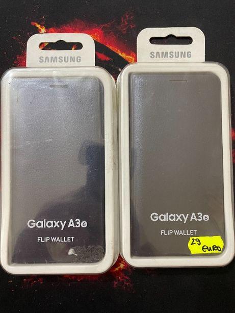 Husa Samsung Galaxy A3(6) Flip Wallet