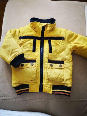 Бебешко есенно яке