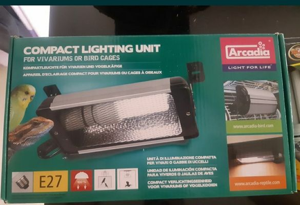 UVB 5.0 Лампа за Папагал
