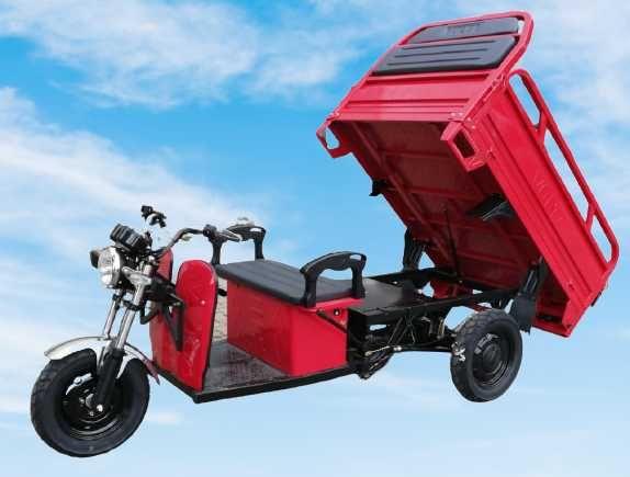 Triciclu electric utilitar cu RAR inclus,livrare gratis Voltarom 3900w