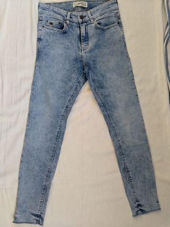 Детски светло сини дънки PULL&BEAR Denim Men размер 36