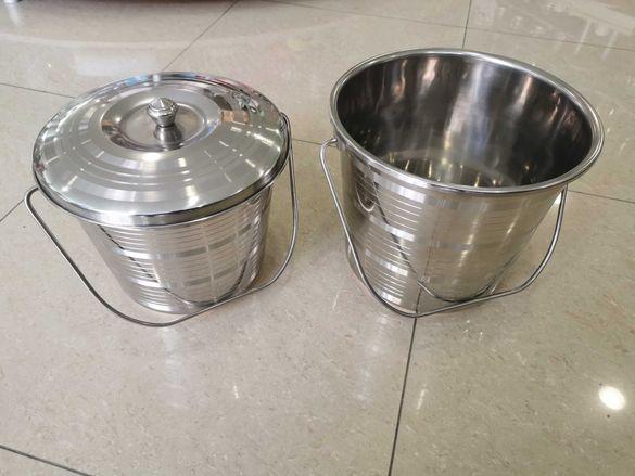 Кофа неръждаема 8, 12,14 литра