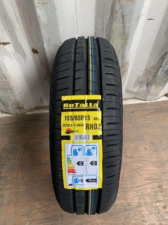 Нови летни гуми ROTALLA SETULA E-RACE RH02 185/65R15 88H DOT21