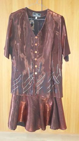 Дамски костюм 48
