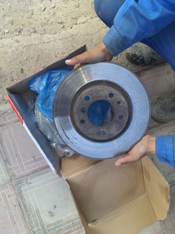 Тормозной диск бмв е38