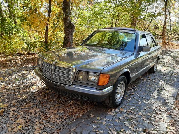 Mercedes-benz 280 SE