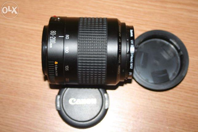 Obiectiv Canon(TELE), EF, 80-200mm II, f/1:4.5-5.6, 400LEI