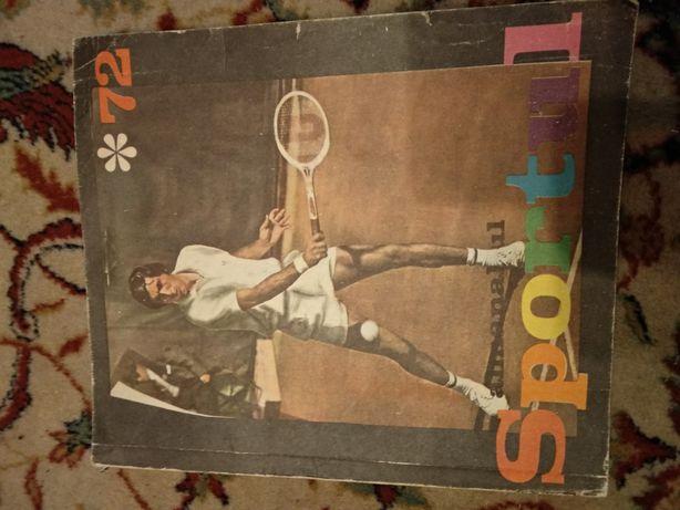Almanah Sportul 1972