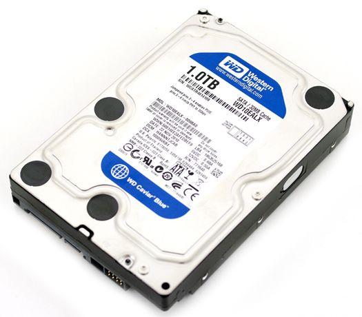 Жесткие диски для ПК и ноутбуков 1 Tb/ 2Tb/4Tb
