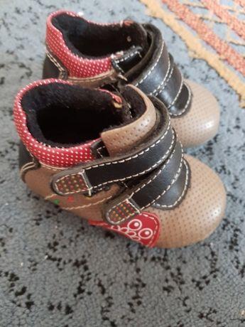 Детская обувь осень - весна