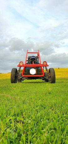 Buggy cu motor 600 cmc turbo benzina