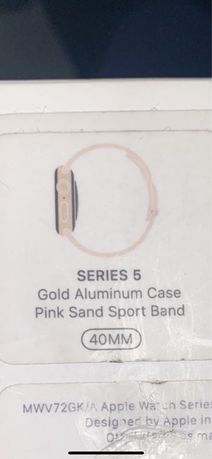 Apple Watch, SERIES 5, 40 mm