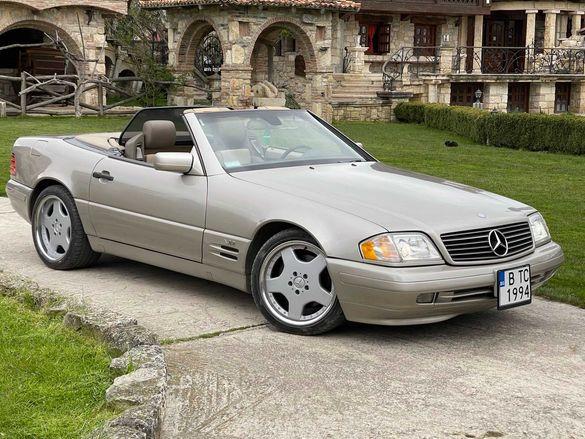 Mercedes Sl600 1997 година