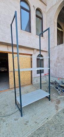 Rafturi metalice pentru arhuva si magazin
