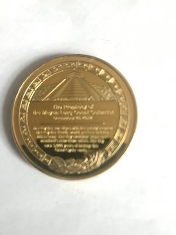 Moneda aniversala decembrie 2012