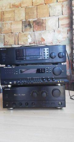 Harman Kardon AVR 21 / Pioneer A 616