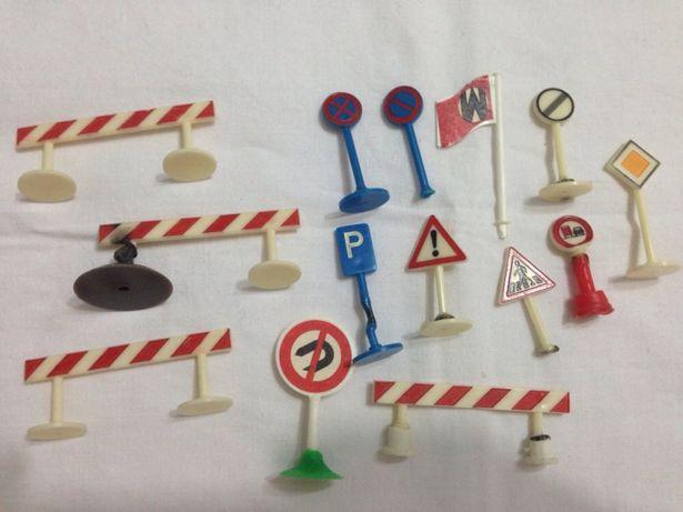 indicatoare trenulet diorama