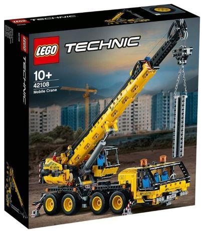 LEGO 42108 Technic Мобильный кран новый оригинал !