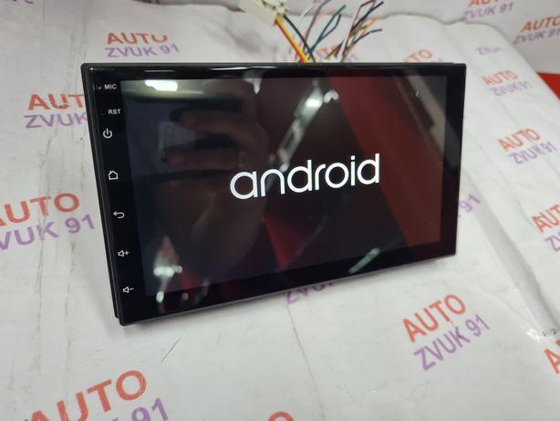 Акция!! Магнитола на Андроиде/2din Android. PIONEER! 5D экран!!